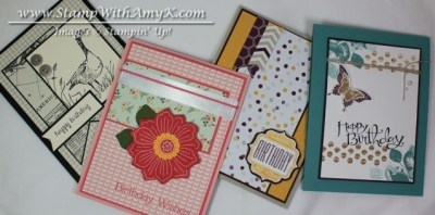 Stamp With Amy K August Card Class