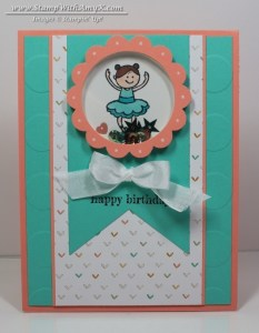 Sweet Stuff 2 - Stamp With Amy K