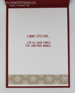 Get Your Santa On 4 - Stamp With Amy K