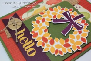 Wondrous Wreath 3 - Stamp With Amy K
