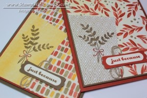 For All Things 3 - Stamp With Amy K