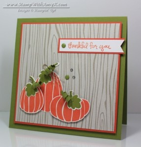 Good Greetings - Stamp With Amy K