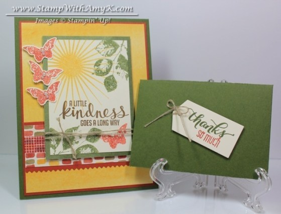 Kinda Eclectic With Gift Card Envelope - Stamp With Amy K