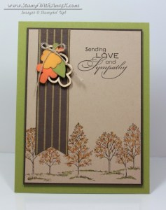 Lovely As A Tree 1 - Stamp With Amy K