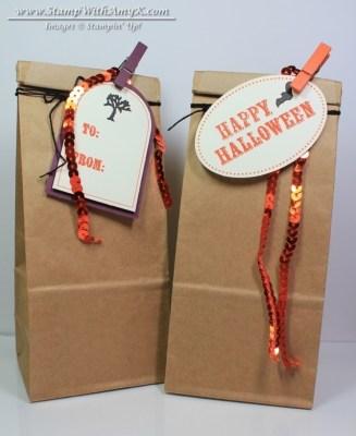 September Paper Pumpkin Kit 3 - Stamp With Amy K