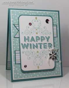 Wintertime 1 - Stamp With Amy K