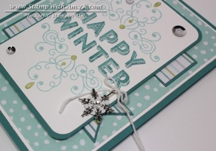 Wintertime 3 - Stamp With Amy K