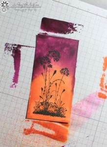 Ink Block Stamping 3 - Stamp With Amy K