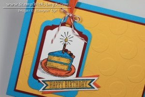 Sketched Birthday 3 - Stamp With Amy K