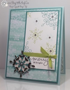 Endless Wishes 1 - Stamp With Amy K