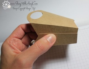 Fry Box Tutorial 7 - Stamp With Amy K