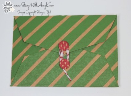 Gift Card Envelope & Trims Thinlits Dies 1 - Stamp With Amy K