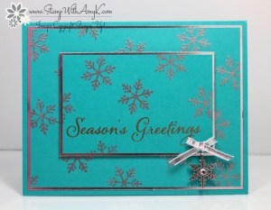 Trendy Trims 1 - Stamp With Amy K