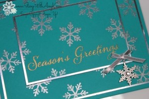 Watercolor Winter Too 1 - Stamp With Amy K