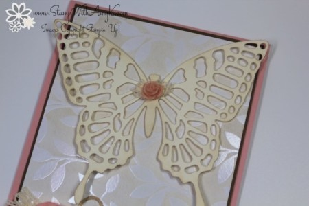 Butterfilies Thinlits Dies 1 - Stamp With Amy K