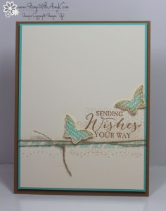 Butterfly Basics 2 - Stamp With Amy K