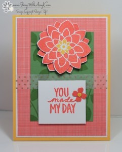 Crazy About You 2 - Stamp With Amy K