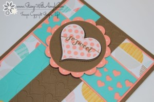 Groovy Love 1 - Stamp With Amy K