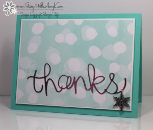 Hello You Thinlits Dies 2 - Stamp With Amy K