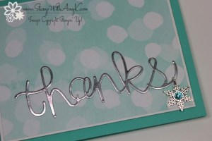 Hello You Thinlits Dies 3 - Stamp With Amy K