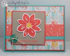 Petal Potpourri 2 - Stamp With Amy K
