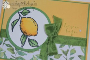A Happy Thing 3 - Stamp With Amy K