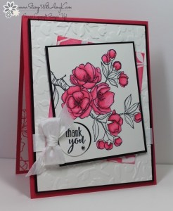 Indescribable Gift 1 - Stamp With Amy K