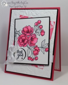 Indescribable Gift 2 - Stamp With Amy K