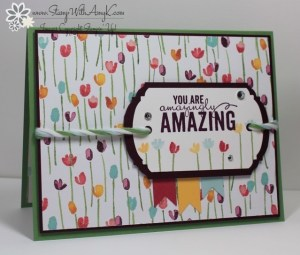 Painted Petals 2 - Stamp With Amy K