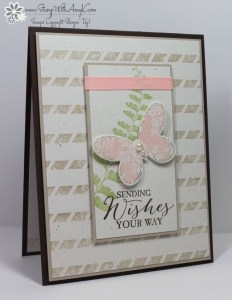 Butterfly Basics 1 - Stamp With Amy K