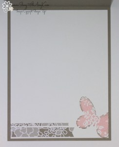 Butterfly Basics 5 - Stamp With Amy K