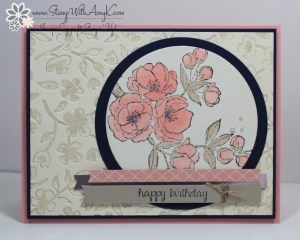 Indescribable Gift 2 - Stamp With AmyK