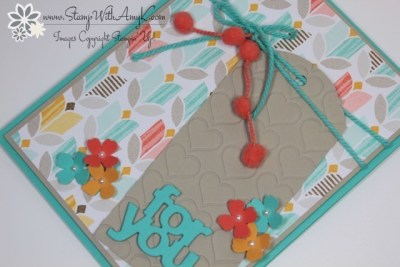 Mini Treat Bag Thinlits Dies 1 - Stamp With Amy K