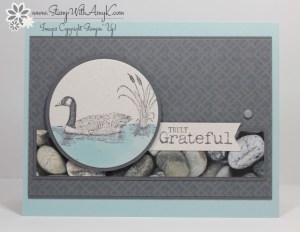 Moon Lake 2 - Stamp With Amy K