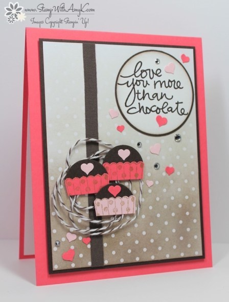 Lovely Amazing You - Stamp With Amy K