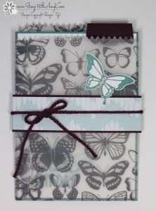 Nature's Perfection 4 - Stamp With Amy K