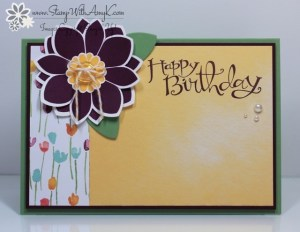 Petal Potpourri 2 - Stamp With Amy K.