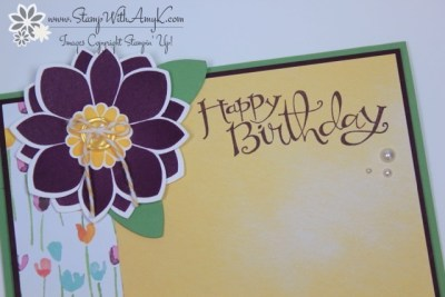 Petal Potpourri 3 - Stamp With Amy K.