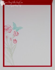 Butterfly Basics 4 - Stamp With Amy K