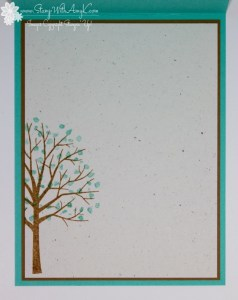 Sheltering Tree 4 - Stamp With Amy K