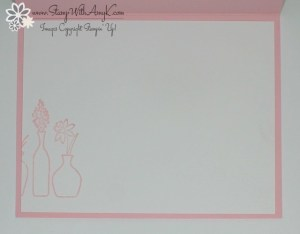 Vivid Vases 4 - Stamp With Amy K