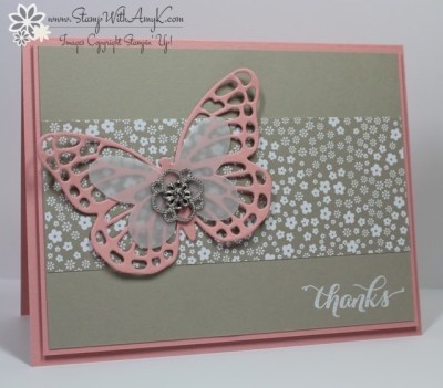 Another Thank You 3 - Stamp With Amy K