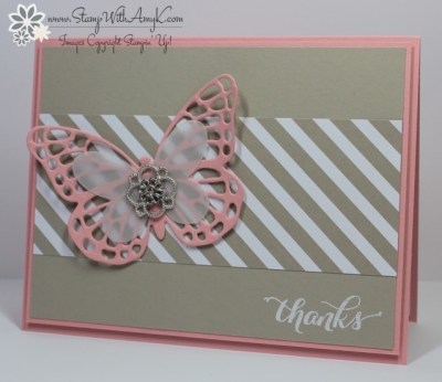 Another Thank You 4 - Stamp With Amy K