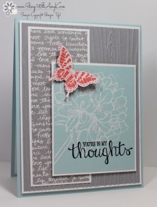 Best Thoughts 1 - Stamp With Amy K