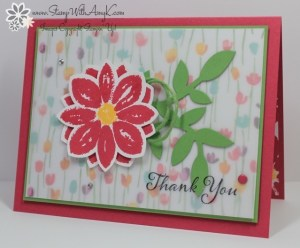 Petal Potpourri 1 - Stamp With Amy K