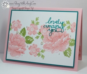 Stippled Blossoms 1 - Stamp With Amy K
