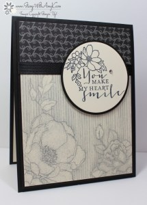 Timeless Love 1 - Stamp With Amy K
