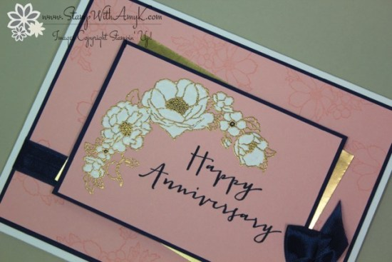 Timeless Love 3 - Stamp With Amy K