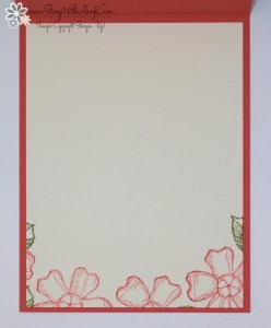 Birthday Blossoms 4 - Stamp With Amy K