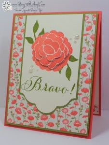 Bountiful Borders 1 - Stamp With Amy K
